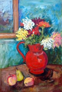 thumbnail_The Red Pitcher by Lynne Armstrong